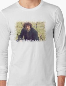 Outlander - My brown haired lass Long Sleeve T-Shirt