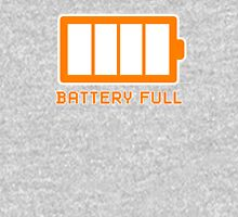 Battery Level | Battery Full Unisex T-Shirt