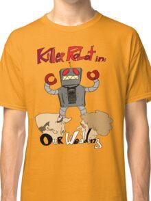 Killer Robot Goes to a Wedding Classic T-Shirt