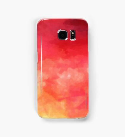 Abstract Watercolor Gradient Samsung Galaxy Case/Skin