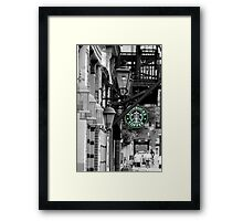 Pittsburgh, PA: Product Placement! Framed Print