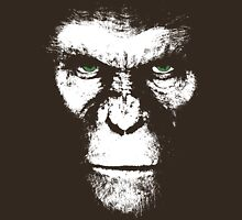 Apes Will Rise White T-Shirt