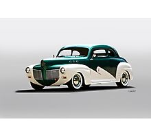 1941 Mercury 'Kustom' Coupe Photographic Print