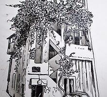Beirut on Rue 66 by Drew Gilbert