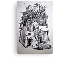 Beirut on Rue 66 Canvas Print