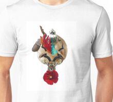 Mighty Pray   Analog Collage Unisex T-Shirt