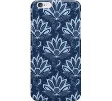 Vintage Paisley Floral Pattern iPhone Case/Skin