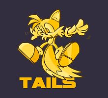 Tails isnt that bad :) Unisex T-Shirt