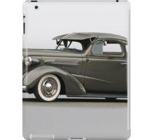 1937 Chevrolet 'Low Rider' Custom Coupe iPad Case/Skin