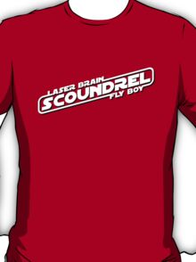 Not Just a Scruffy Looking Nerf Herder T-Shirt