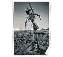 Robot Snapshots Poster