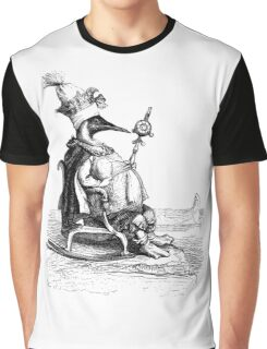King of the Penguins Graphic T-Shirt