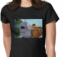 Holiday Drinks,,,,,,,,,,Fuerteventura Womens Fitted T-Shirt