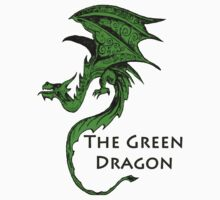 The Green Dragon by TheCroc1979