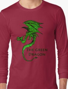 The Green Dragon Long Sleeve T-Shirt