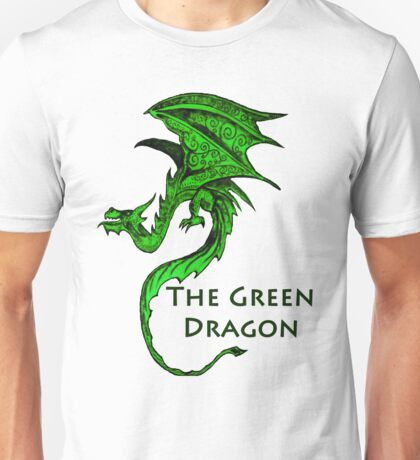 The Green Dragon Unisex T-Shirt