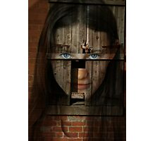 Altered by imperfection Photographic Print