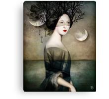 Sense of Night Canvas Print