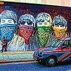 London street by Jasna