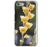 Garden Flower after a rain iPhone Case/Skin
