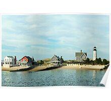 Sandy Neck Light - Cape Cod MA Poster