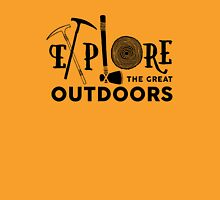 Explore the great outdoors T-Shirt