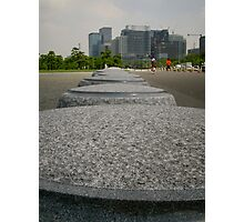 Near the Imperial palace Photographic Print