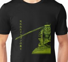 Cursed Dragon Warrior Unisex T-Shirt