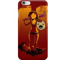 Samantha Zombie iPhone Case/Skin