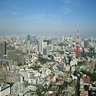 Tokyo Tower by alexandraliew