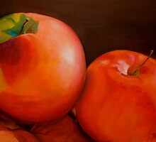 Apples by Juliette  Perales