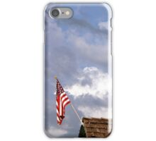 Patriotic Sky iPhone Case/Skin