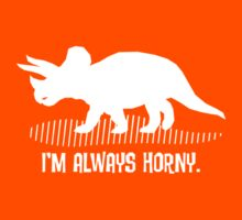 Triceratops is Always Horny. by monkeyminion