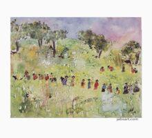 Field Workers by Joyce Ann Burton-Sousa
