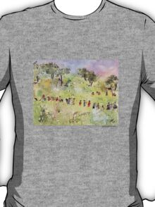 Field Workers T-Shirt