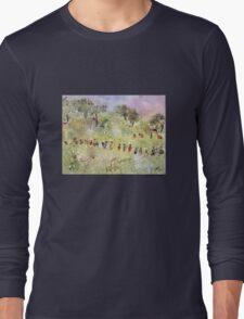 Field Workers Long Sleeve T-Shirt