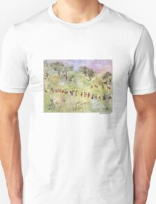 Field Workers Unisex T-Shirt