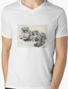 Royalty Mens V-Neck T-Shirt