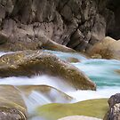Himalayan stream by John Spies