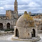 Tower of David by jennifer corker