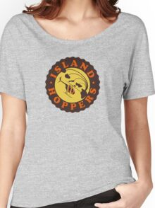 Island Hoppers /brown Women's Relaxed Fit T-Shirt