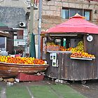 Fruit Stand, Acre by jennifer corker