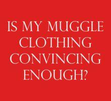Muggle clothing by HFPower