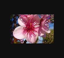 *Blossom of my 40 yr. old Nectarine tree - 2015* Unisex T-Shirt