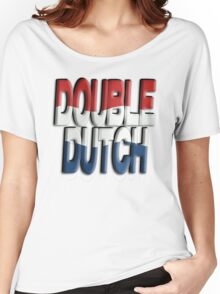 Double Dutch Women's Relaxed Fit T-Shirt