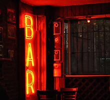 Bar - Kerouac drank here by jennifer corker