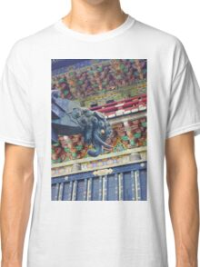 The Great Blue Dragon  Classic T-Shirt