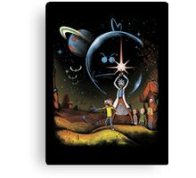 Multiverse Wars Canvas Print