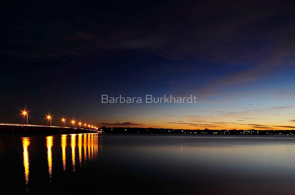 The Crossing III by Barbara Burkhardt