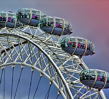 Eye Pods - HDR by Colin J Williams Photography
